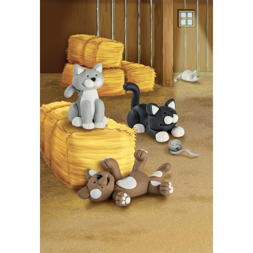 Sada Fimo kids Form & Play Kočky - 803416-image3.jpg