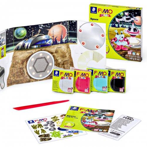 Sada Fimo kids Form & Play Vesmírné příšerky - 803417-image2.jpg