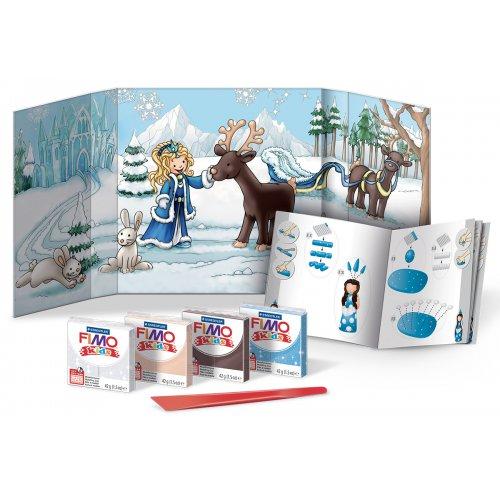 Sada Fimo kids Form & Play Sněhová princezna - 803418-image.jpg