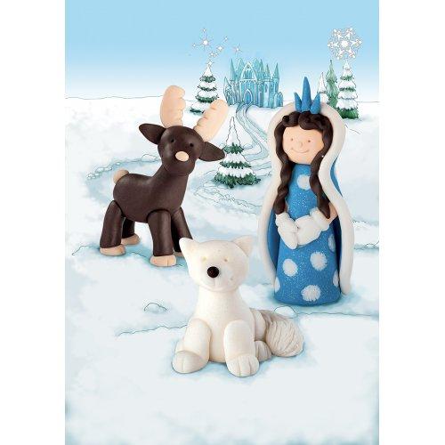Sada Fimo kids Form & Play Sněhová princezna - 803418-image2.jpg