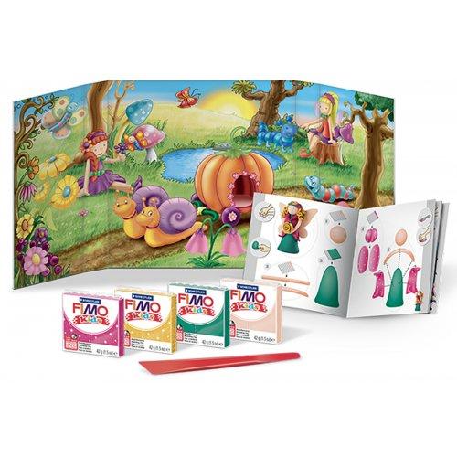 Sada Fimo kids Form & Play Malá víla - 803420-image.jpg