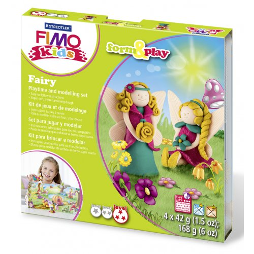 Sada Fimo kids Form & Play Malá víla