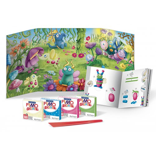Sada Fimo kids Form & Play Brouček kamarád - 803422-image.jpg