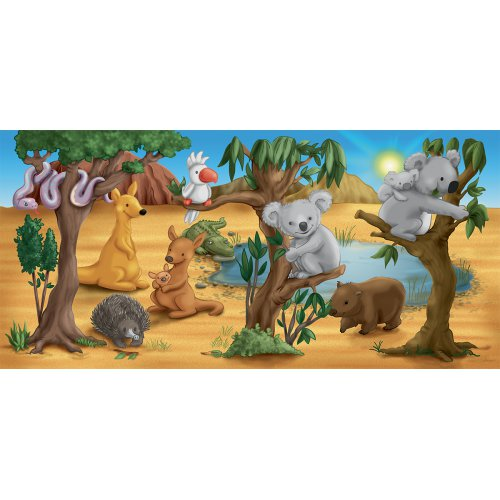 Sada Fimo kids Form & Play Zvířátka z Austrálie - 803423-image4.jpg