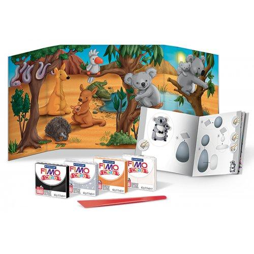 Sada Fimo kids Form & Play Zvířátka z Austrálie - 803423-image5.jpg