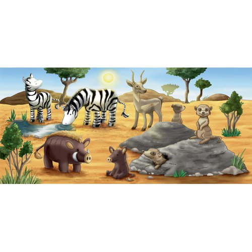 Sada Fimo kids Form & Play Zvířátka ze Savany - 803424-image3.jpg