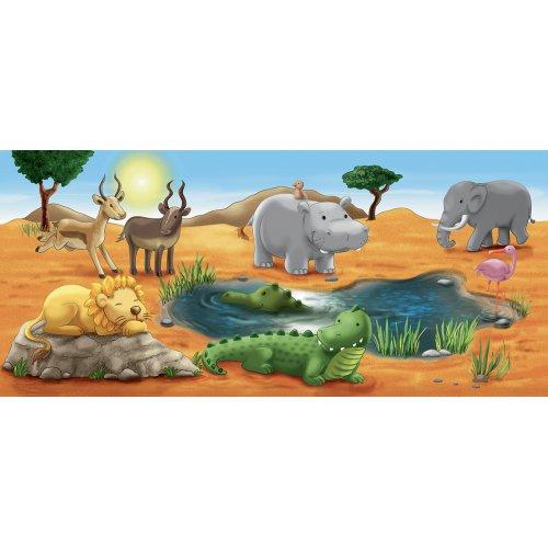 Sada Fimo kids Form & Play Zvířátka z Afriky - 803425-image3.jpg