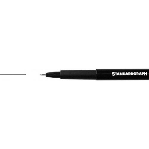 Fineliner Tec Pen 0,2 s nesmazatelným inkoustem