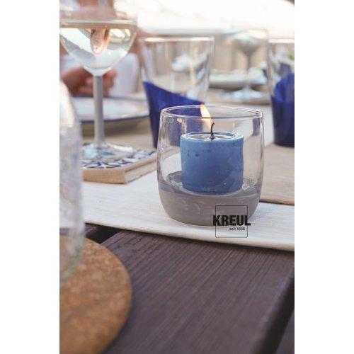 Barva na sklo a porcelán KREUL CHALKY bílá bavlna 20 ml - KREUL_Sklo_a_Porcelan_Chalky_img05.jpg