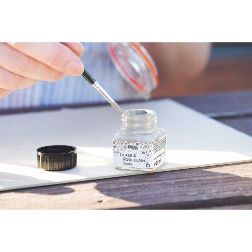 Barva na sklo a porcelán KREUL CHALKY vulkanická šedá 20 ml - KREUL_Sklo_a_Porcelan_Chalky_img15.jpg