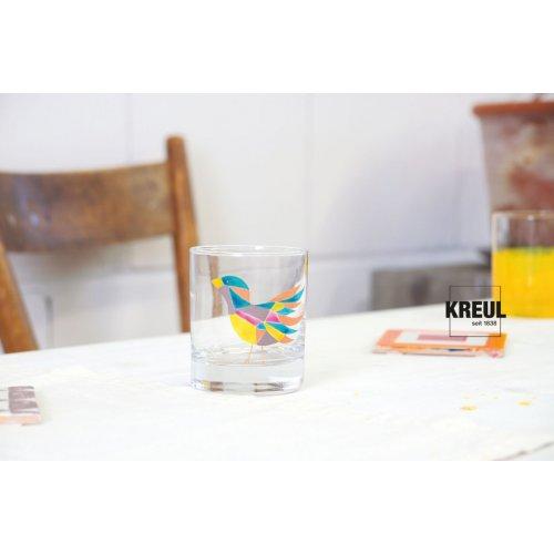 Sada barev na sklo a porcelán KREUL clear 6 x 20 ml - KREUL_Sklo_a_porcelan_Clear_img08.jpg