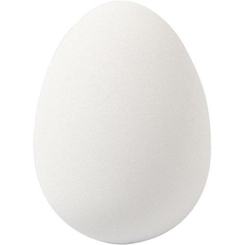 Plastové křepelčí vejce bílé  - 18 kusů v balení - 51023_1.jpg