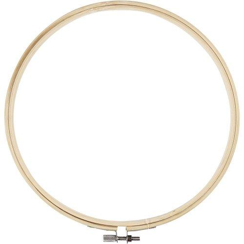 Kruh na vyšívání / lapač snů průměr 20 cm - CC219450_a.jpg