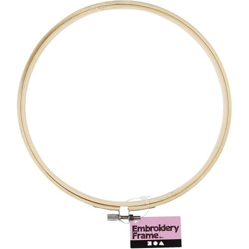 Kruh na vyšívání / lapač snů průměr 20 cm - CC219450_b.jpg