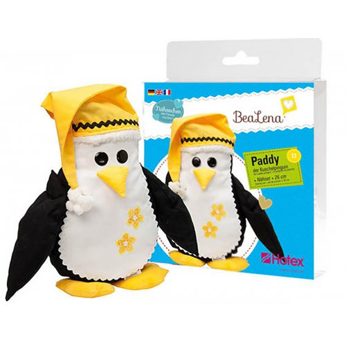 Kreativní sada Bealena - Tučňák PADDY
