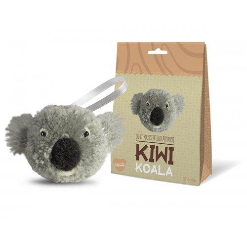 Kreativní sada ZOO POMPON - Koala KIWI