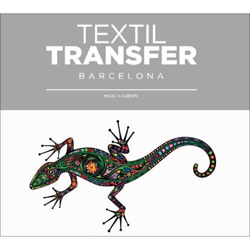 Obtisk na textil - SARGANTANA - 10x5 cm