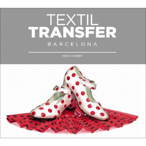 Obtisk na textil - SEVILLANA SHOES - 10x5 cm