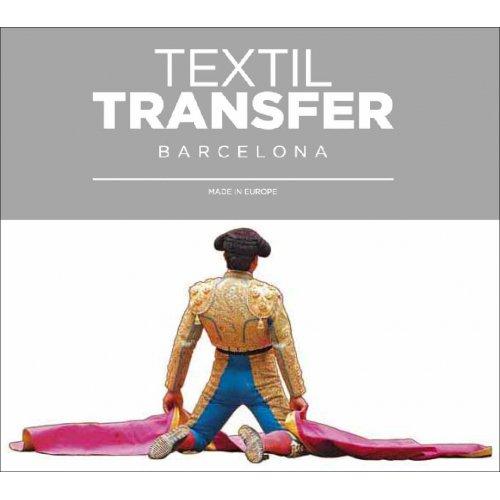 Obtisk na textil - TOREADOR - 10x5 cm