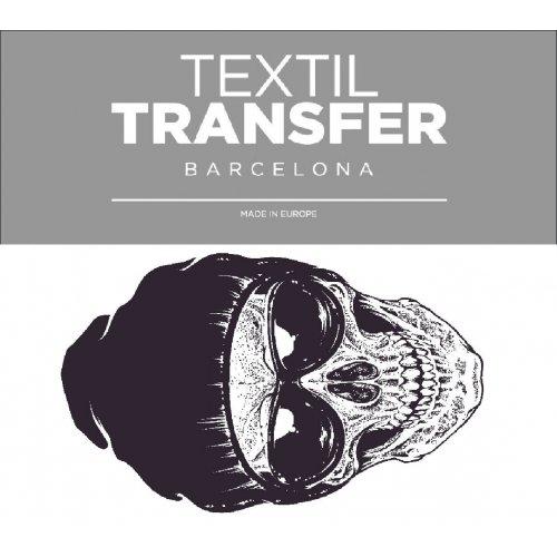 Obtisk na textil - LEBKA 13 - 10x5 cm