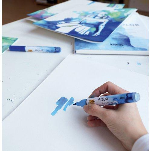 Aqua marker SOLO GOYA indigo modrá - 181_SOLOGOYA_Aqua_13.jpg
