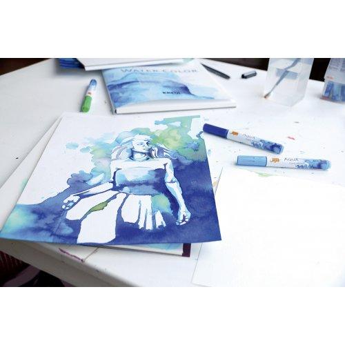 Aqua marker SOLO GOYA indigo modrá - 181_SOLOGOYA_Aqua_18.jpg