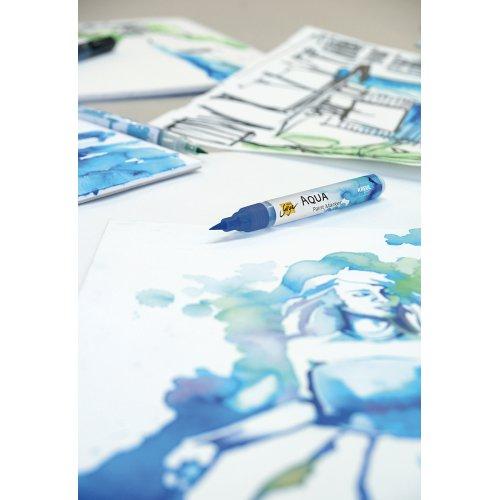 Aqua marker SOLO GOYA indigo modrá - 181_SOLOGOYA_Aqua_1.jpg