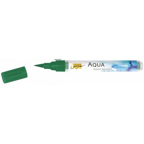 Aqua marker SOLO GOYA olivová zelená - CK18115_SOLO_GOYA_Aqua_Paint_Marker_open.jpg