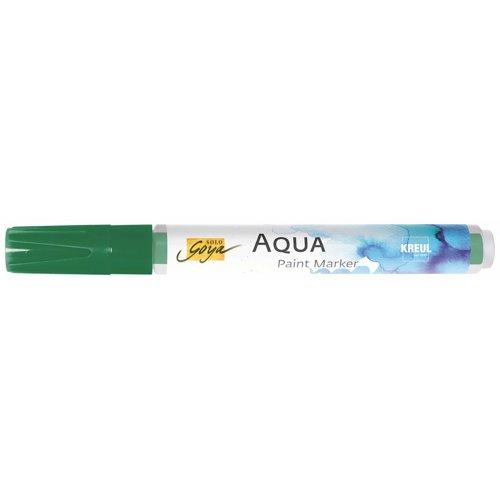 Aqua marker SOLO GOYA olivová zelená