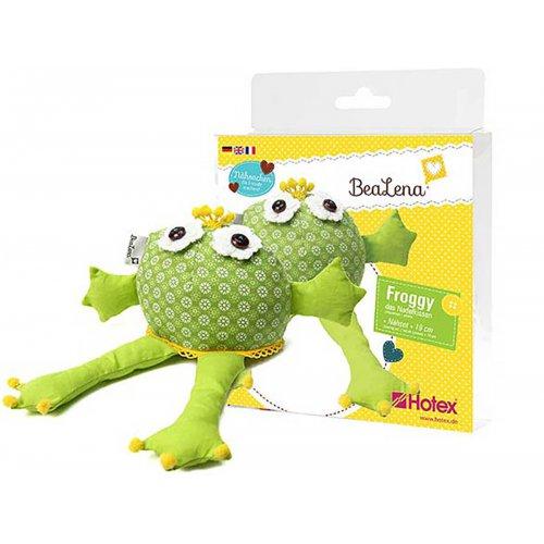 Kreativní sada Bealena - Žabák Froggy