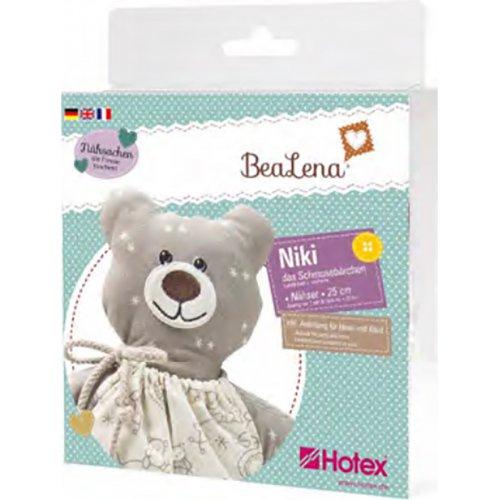 Kreativní sada Bealena - Medvídek NIKY
