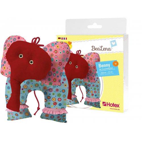 Kreativní sada Bealena - Slon BENNY