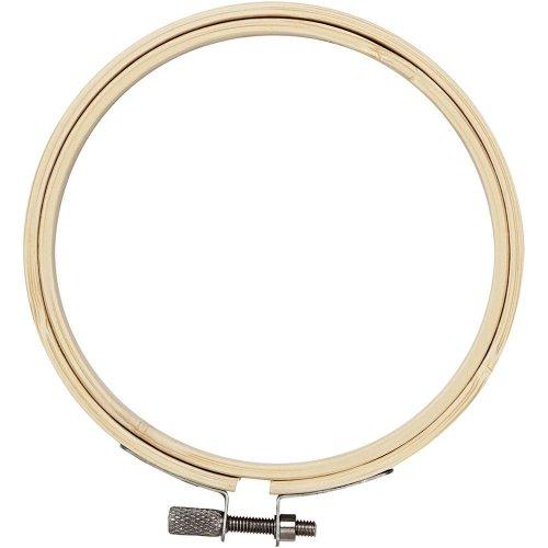 Kruh na vyšívání / lapač snů průměr 10 cm - CC41248.jpg