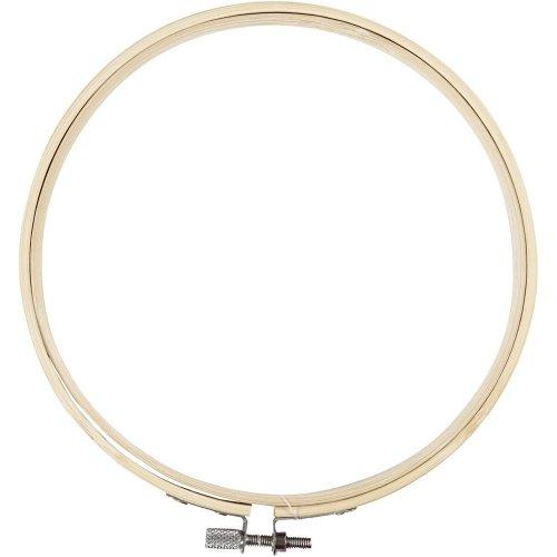 Kruh na vyšívání / lapač snů průměr 15 cm - CC41249_a.jpg