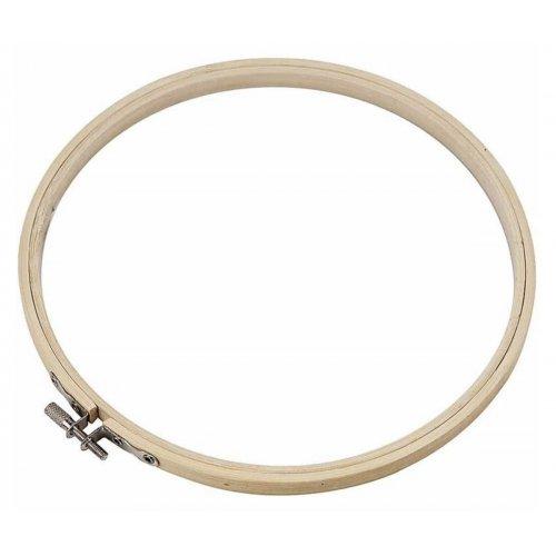 Kruh na vyšívání / lapač snů průměr 15 cm