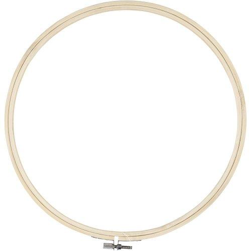 Kruh na vyšívání / lapač snů průměr 25 cm - CC41250_a.jpg