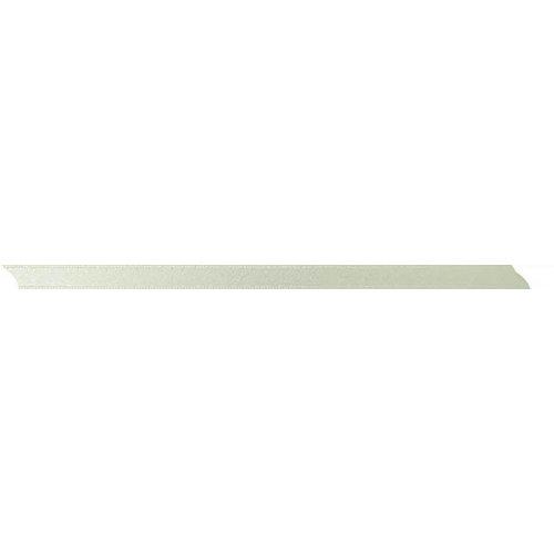 Stuha saténová oboustranná BÍLÁ šířka 5 mm