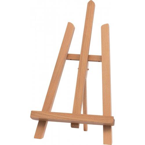 Malířský stojan SOLO GOYA stolní XXL bukové dřevo lakovaný