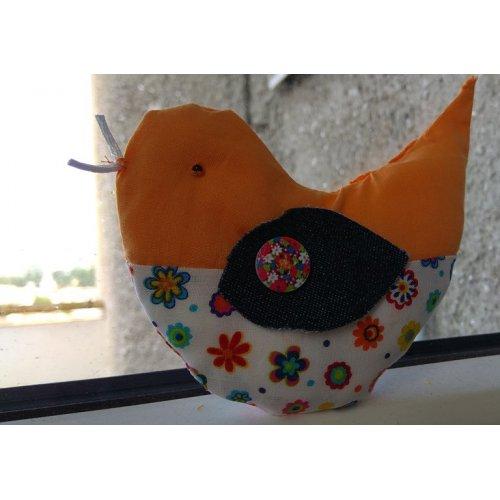 Ptáček Leny už k Vám letí