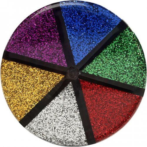 Sada Glitter třpytky 6 x 13 g tmavé barvy - CC28429_a.jpg