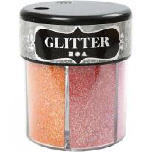 Sada Glitter třpytky 6 x 13 g světlé barvy - CC28430_b.jpg