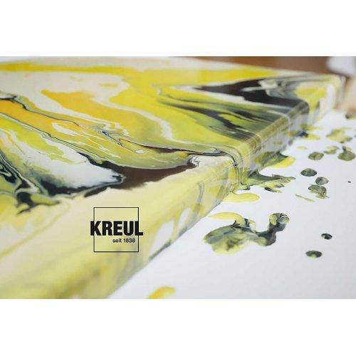 Pouring fluid akrylové médium SOLO GOYA 750 ml - Pouring_KREUL_img05.jpg