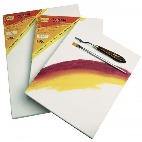 Malířské plátno SOLO GOYA 3D rám hl. 3,8 cm 50 x 100 cm_ST