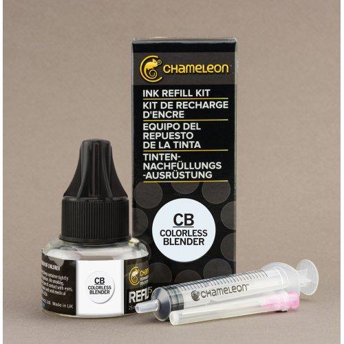 Chameleon inkoustová náplň, 25ml - Colorless Blender