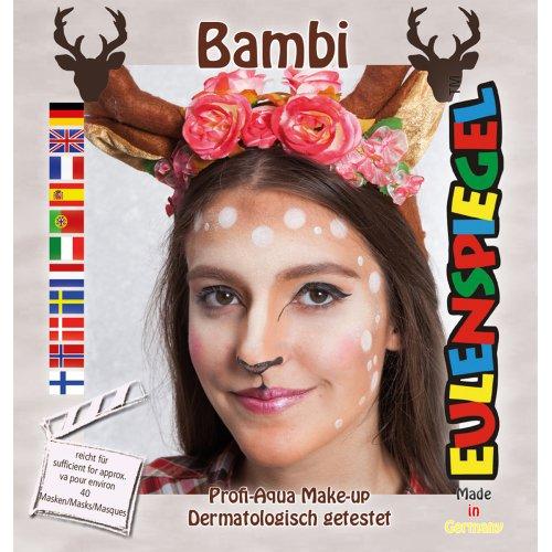 Sada barev na obličej - BAMBI