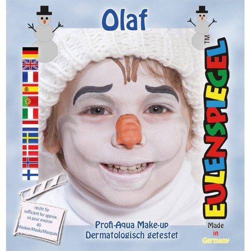 Sada barev na obličej - OLAF