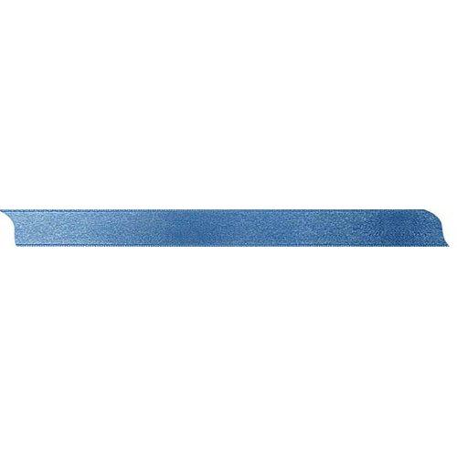 Saténová stuha oboustranná SVĚTLE MODRÁ šířka 10 mm - 10 m v roli