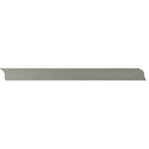 Saténová stuha oboustranná ŠEDÁ šířka 10 mm - 10 m v roli