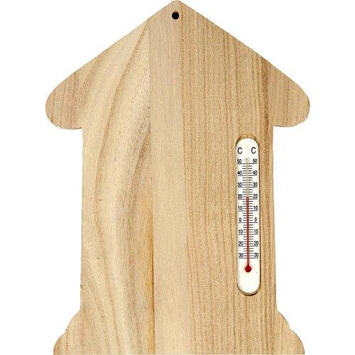 Teploměr domeček k dotvoření 23,5 x 16,5 cm - CC57567.jpg