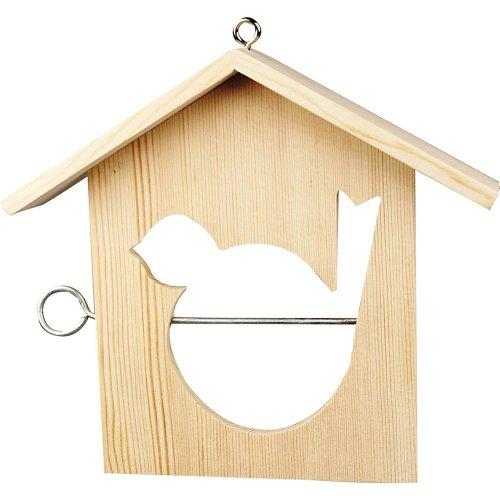 Domek na krmení ptáčků k dotvoření 19x21 cm - CC576240.jpg
